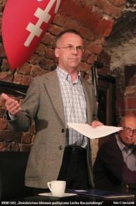 Dziedzictwo ideowo-polityczne Lecha Kaczyńskiego - kkw 45 - jaroslaw sellin - foto © jan lorek 005
